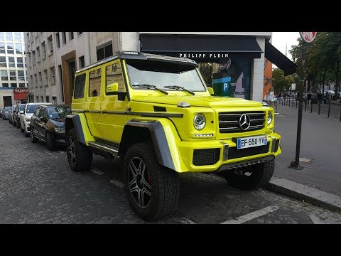 mercedes amg g 500 4x4 31 juillet 2018 autogespot. Black Bedroom Furniture Sets. Home Design Ideas