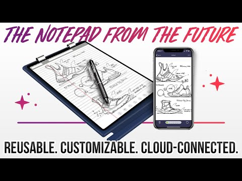 Rocketbook Orbit Notepad-GadgetAny