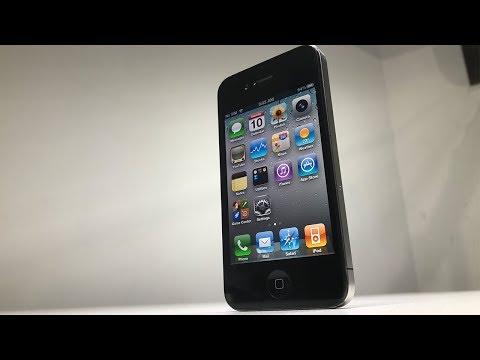 $17 iPhone 4 32GB running IOS 4.2.1