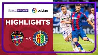Levante 0-0 Getafe Pekan 9