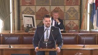 Rada Miasta Krakowa 2019-11-06 – dyskusja o Jędraszewskim
