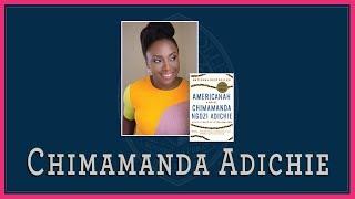 Chimamanda Adichie At Sweet Briar College
