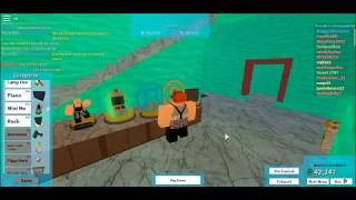 How to get trophys on Roblox Plaza
