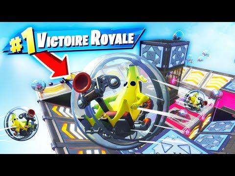 MACHINE a BOULE ALÉATOIRE CHALLENGE sur FORTNITE Battle Royale !