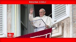 Regina-Coeli-Gebet 02. Mai 2021 Papst Franziskus