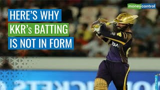 IPL 2020 | Why KKR Is Struggling With Batting This Season - Download this Video in MP3, M4A, WEBM, MP4, 3GP
