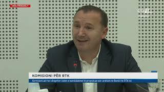 Komisioni për RTK 28.10.2021