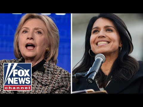 Tulsi Gabbard speaks out on $50M lawsuit against Hillary Clinton