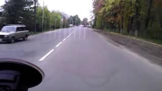 Как пропускают скорую помощь в Ярославле