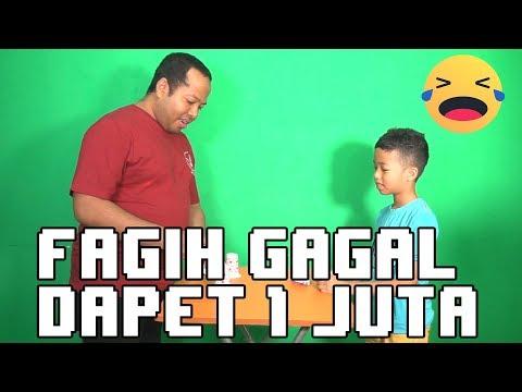 FAGIH GAGAL DAPET 1 JUTA