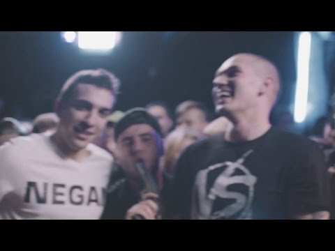 3 РАУНД VERSUS BPM Drago VS MC No Limit