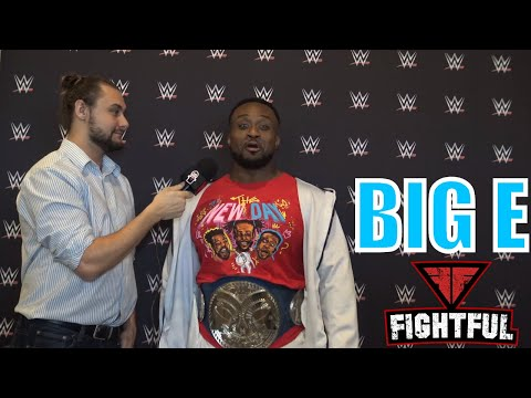 Big E On Where His Last Name Is, Xavier Woods' Fake Glasses, Big O, UFC