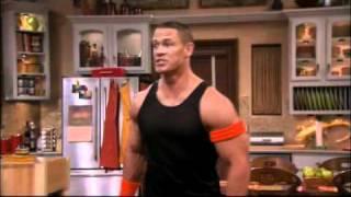 John Cena vs. Jackson Stewart [HQ]