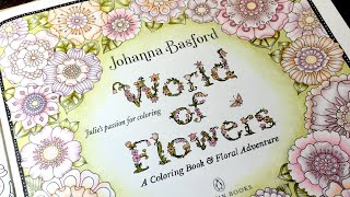 Johanna Basford World Of Flowers Free Video Search Site Findclip