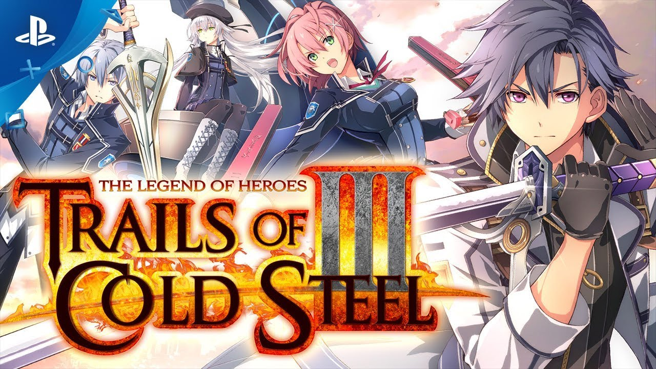 Trails of Cold Steel III Out Today on PS4, Interview With Series Co-Creator