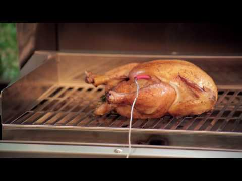 Introduction to TECs Infrared Smoker/Roaster & Roasting Chicken