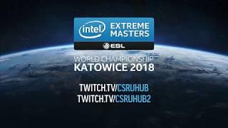 IEM Katowice 2018 CS:GO. Список талантов на каналах RuHub