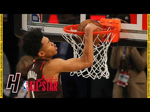 2021 NBA Dunk Contest – Full Highlights