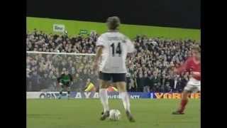 GINOLA - Against Barnsley 1999