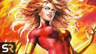 10 Marvel Characters More Powerful Than MCU's Captain Marvel