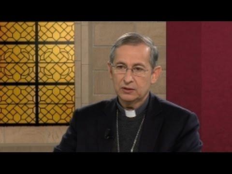 Diocèse de Laval, avec Mgr Thierry Scherrer
