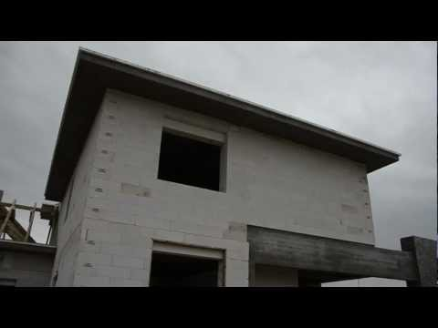 Budowa domu jednorodzinnego - Osiedle Południowe k. Kielc - zdjęcie