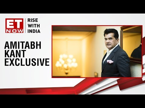 GDP Pain May Last Longer | Niti Aayog CEO Amitabh Kant To ET NOW