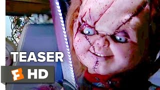 'Regeneration' Featured in the Teaser Trailer for 'Cult Of Chucky'