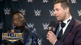 The Miz asks why he's Jarrius