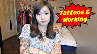 Tattoos In The Workplace + Getting A Job Without A Degree | HelloHannahCho