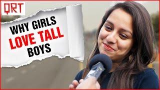 Do GIRLS Like Short Boys OR TALL Guys? | How to Impress GIRLS | Quick Reaction Team