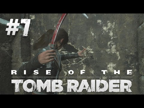 [GEJMR] Rise of the Tomb Raider - EP 7 - Hrobka a Věže!