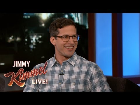 , title : 'Andy Samberg Shows Favorite Clip Ever'