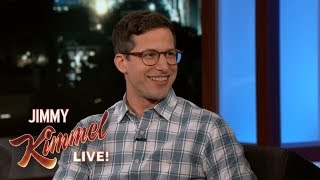 Andy Samberg Shows Favorite Clip Ever - Video Youtube
