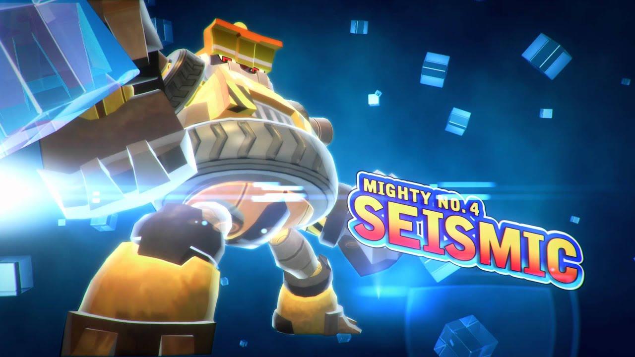 Neuer Mighty No. 9 Gameplay-Trailer feiert sein Debüt
