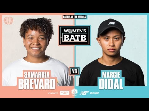 WBATB   Samarria Brevard vs. Margie Didal - Round 2