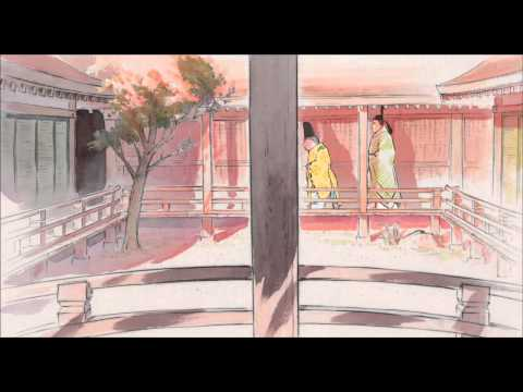 The Tale of Princess Kaguya The Tale of Princess Kaguya (US Trailer)