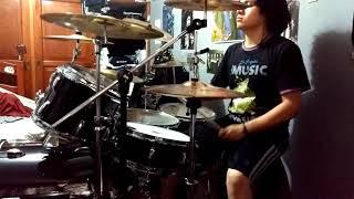 Ángeles del Infierno - Condenados a vivir (Drum cover by Carles Drums)