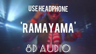 Ramayama 8D || Don Omar X Farruko || Echo Sound