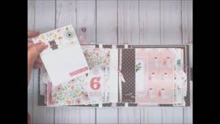Design Team Echo Park Sweet Baby Girl Album