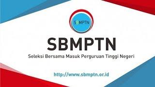 Berikut Tahapan yang Harus Dilalui Peserta SBMPTN