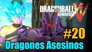 DRAGON BALL XENOVERSE: Los dragones envidian mi nuevo look #20