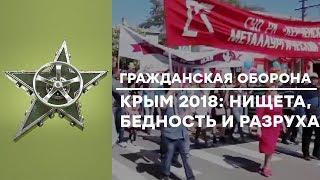Лето в КРЫМУ 2018: ПРАВДА, которую не покажут по ТВ в Росии - Гражданская оборона