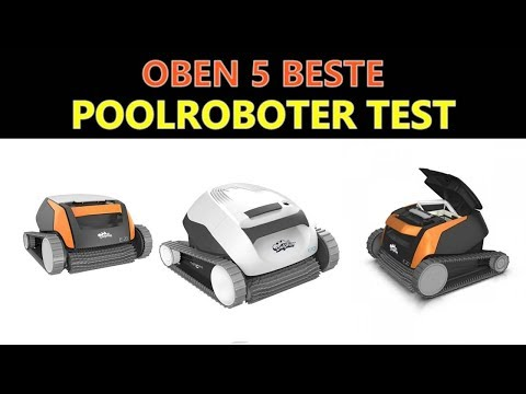 Beste Poolroboter Test 2018