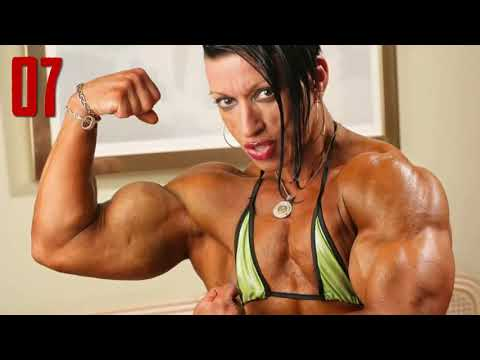 , title : '10 Female Bodybuilders Who Went Too Far'