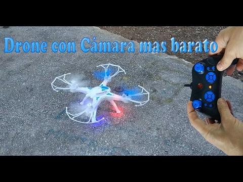 Drone OMorc QuadCopter con Cámara