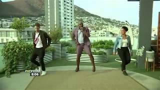 "Dr Malinga Performs ""Solalek'seni"" We'll Sleep In The Morning"