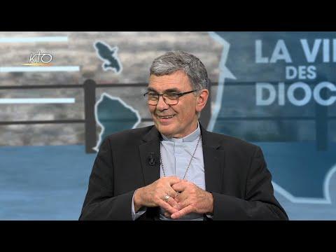 Mgr Denis Moutel - diocèse de Saint-Brieuc et Tréguier