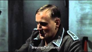 Bunker Jokes - Hitler's Favorite Snack