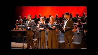 """Para dhe pas në premierën e koncertit """"Stabat Mater"""" nga Dvorak – TKOBAP 2019"""